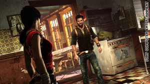 """Uncharted 2: Among Thieves"" traces the steps of a treasure hunter as he searches for the lost fleet of Marco Polo."