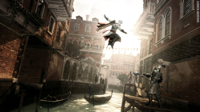 """Assassin's Creed II,"" which transports the player to Italy during the Renaissance, should be a hit with gamers this season."