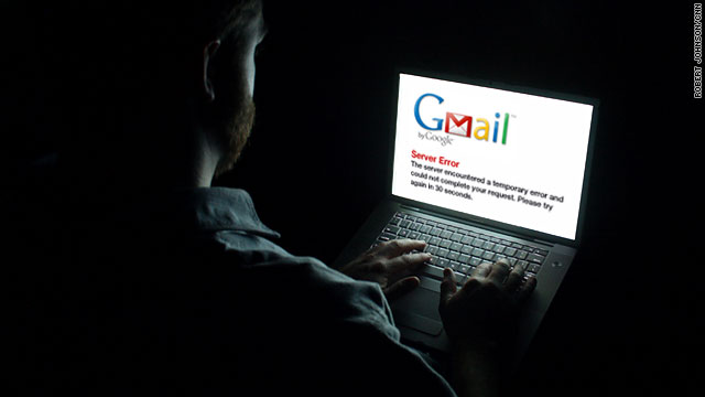 Gmail outages in 2009 showed how many people and businesses depend on Google's free e-mail service.