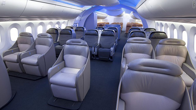 Innovation of Boeing's 787 extends beyond its airframe, aerodynamics and engines.