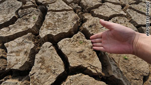 Global warming and the resulting droughts help make climate manipulation a hotly debated issue.