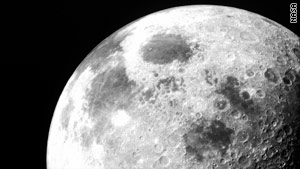 "NASA calls discovery of water on the moon ""a new chapter."""