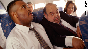 When dealing with the Talkative Airplane Seatmate, experts say you should be polite but firm.