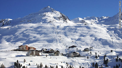 A postcard-perfect Austrian ski trip
