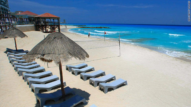 All-inclusives usually are located in sunny places where guests are inclined to stay put and relax.