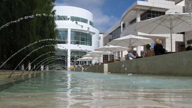 The Getty Center combines stunning design with an impressive collection of art.
