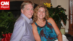 Ken and Jillian Pierce met on the Cayman Islands. He is from Texas, she lived in South Africa for most of her life.