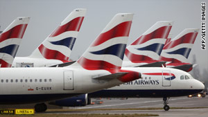 A strike by British Airways cabin crew could ground the airline over the holiday season.