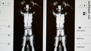 Some security analysts and policymakers are calling for wider use of body scanning technology.