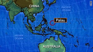 An Obama administration official says six of the former Gitmo detainees are in the South Pacific island nation of Palau.