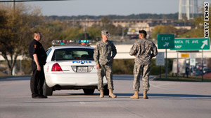 Timeline: Fatal shootings on U.S. bases