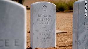 Unknown vets spared paupers' graves