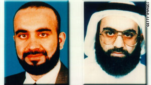 Khalid Sheikh Mohammed reportedly confessed to being the mastermind of the 9/11 attacks after being waterboarded.