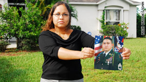 Wives say sergeants are heroes, not criminals