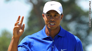 Attention has been focused on Tiger Woods since he crashed his SUV outside his Florida home last week.