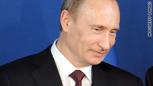 Russian Prime Minister Vladimir Putin may consider running for president in 2012.