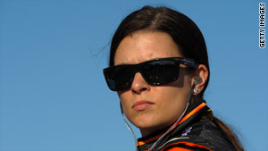Danica Patrick. the first woman to win an IndyCar event, will begin driving for a NASCAR team.