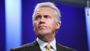 Jeffrey Immelt, CEO of General Electric, in a speech at West Point blasted his fellow corporate leaders.