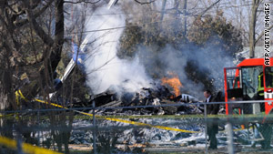 Fifty people were killed in the February crash in Clarence Center, New York, near Buffalo.