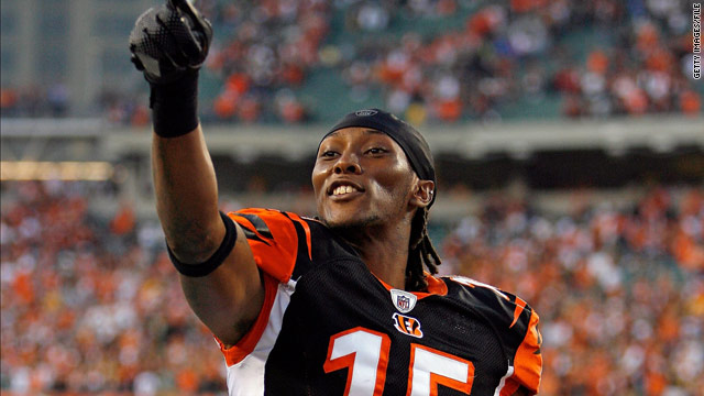 Receiver Chris Henry, 26, played for the Cincinnati Bengals for five seasons. He was on the injured reserve list before his death.