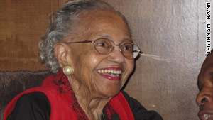 Ann Nixon Cooper co-founded a Girls Club and taught community residents how to read in a tutoring program.