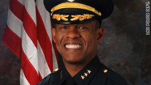 Erroll Southers was nominated in September to head the Transportation Security Administration.