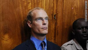 Thomas Cholmondeley has been freed after serving five months of an eight month sentence.
