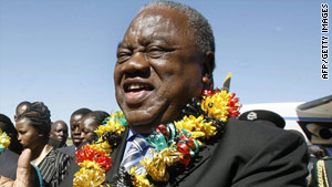 Zambian President Rupiah Banda ordered the arrest of Chansa Kabwela over the incident.