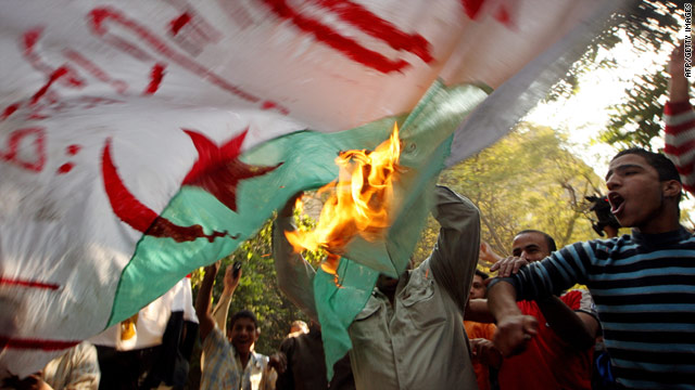 Algerian riots resume over food prices