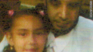 The death of Ibn Sheikh al Libi, pictured with his daughter, threatened peace talks in Libya.