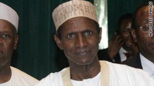 President Umaru Musa Yar'Adua