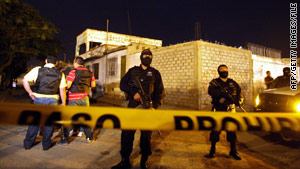 The Mexican border city of Ciudad Juarez already has surpassed 2,000 homicides this year, figures show.