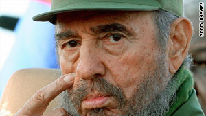 Fidel Castro's sister Juanita worked for the CIA for 8 years.