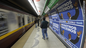 The Buenos Aires metro system was the first of its kind in South America. The first station opened in 1913.