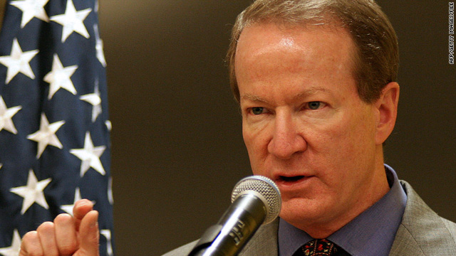 U.S. Ambassador to Colombia William Brownfield signed the agreement Friday.