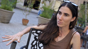 Havana resident Yoani Sanchez's blog, &quot;Generation Y,&quot; draws about 1 million hits a month.