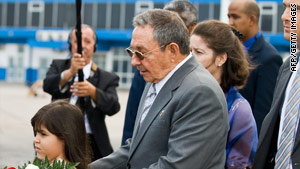 Critics of the Cuban regime say nothing has changed under the leadership of Raul Castro.