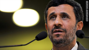 Iranian President Mahmoud Ahmadinejad is in the midst of a three-nation tour of South America.