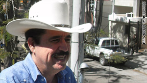 Deposed Honduran President Jose Manuel Zelaya took refuge at the Brazilian embassy in Honduras on September 21.