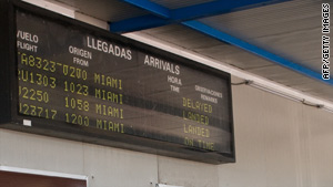 An American church group planning to do humanitarian work in Cuba got no farther than the Havana airport.