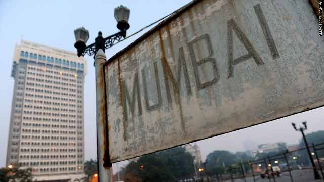The popular Gateway of India monument plaza in Mumbai opposite the Taj Mahal hotel as seen on Wednesday