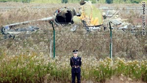 3 Americans killed in China plane crash