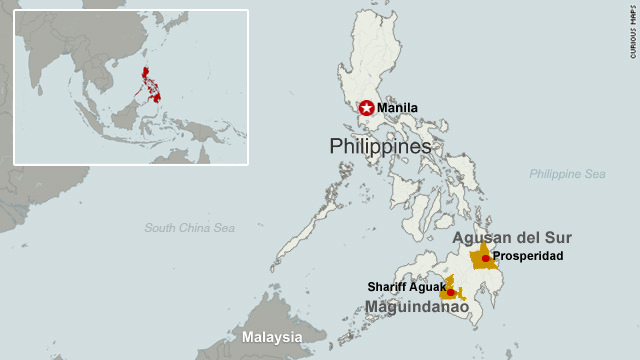 Dozens of people were kidnapped in Agusan del Sur province; also on the island, a convoy was ambushed in Maguindanao.