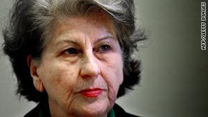 Biljana Plavsic served two thirds of an 11 year prison sentence.