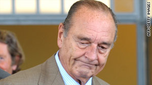 Jacques Chirac autobiography has been described by French media as eagerly anticipated.