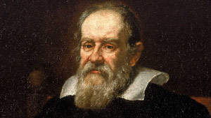 Three fingers were cut from Galileo's hand in March 1737, when his body was moved in Florence.
