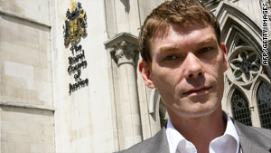 Gary McKinnon admits breaking into Pentagon computers.