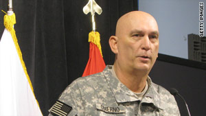 Gen. Ray Odierno, the top U.S. commander in Iraq, says the U.S. can be flexible with Iraq's election date.