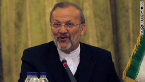 Manouchehr Mottaki said Iran will continue to cooperate with the IAEA.