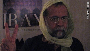 Hamid Dabashi is a professor of Iranian studies at New York's Columbia University,